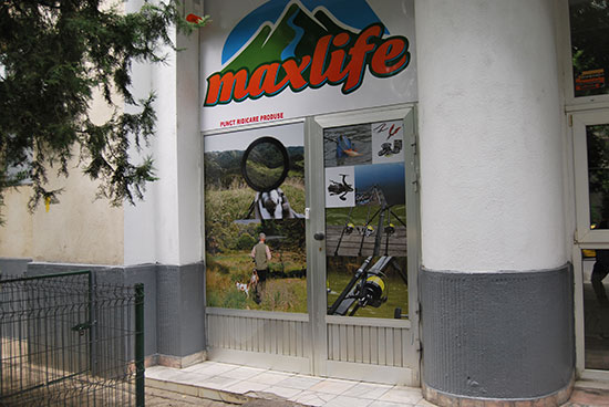 showroom Maxlife 1